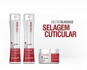 Produto para cabelos coloridos - Kit Nectar Blindage 300ml