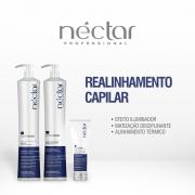 Kit Progressiva Bio-Natural  Matizadora Powder Blond  Néctar Profissional