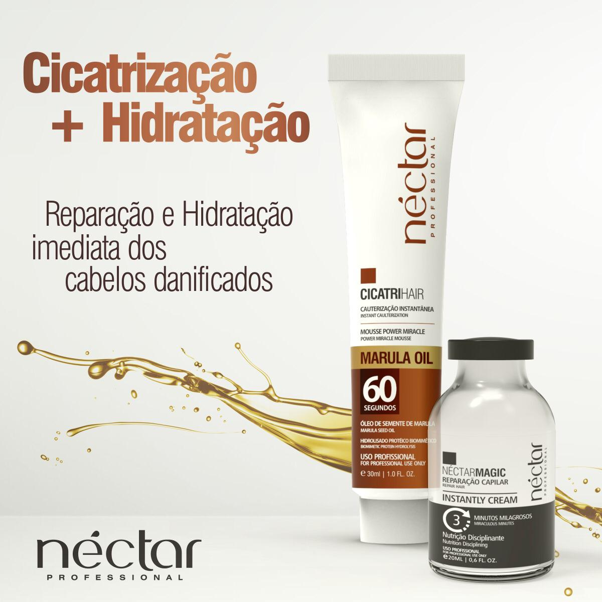 Cicatrização &  Hidratação Instantânea (CAIXA COM 12)