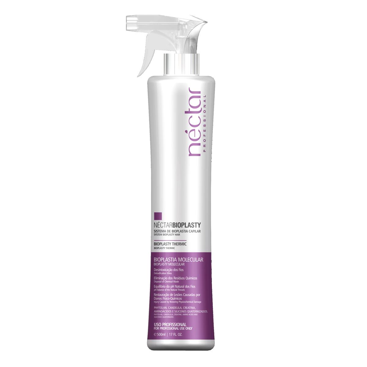 Finalizador Térmico para cabelo com progressivas e botox 500g - Bio Plasty Professional