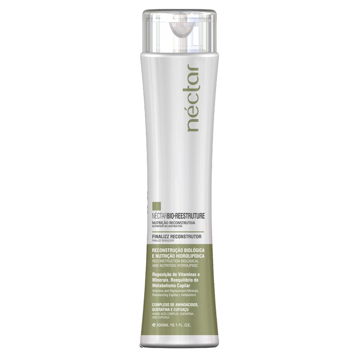Leave-in Reconstrutor para cabelos Desidratados e Ressecados - Néctar Bio Reestruture