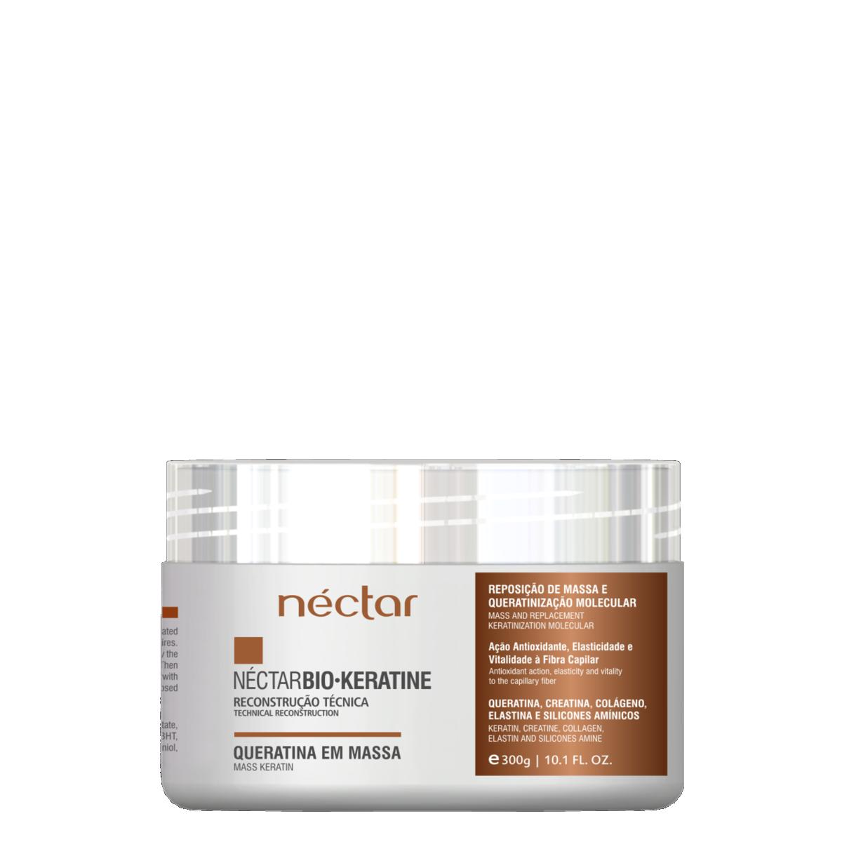 Produto para cabelos quebrados e oxidados - Kit Bio Keratine