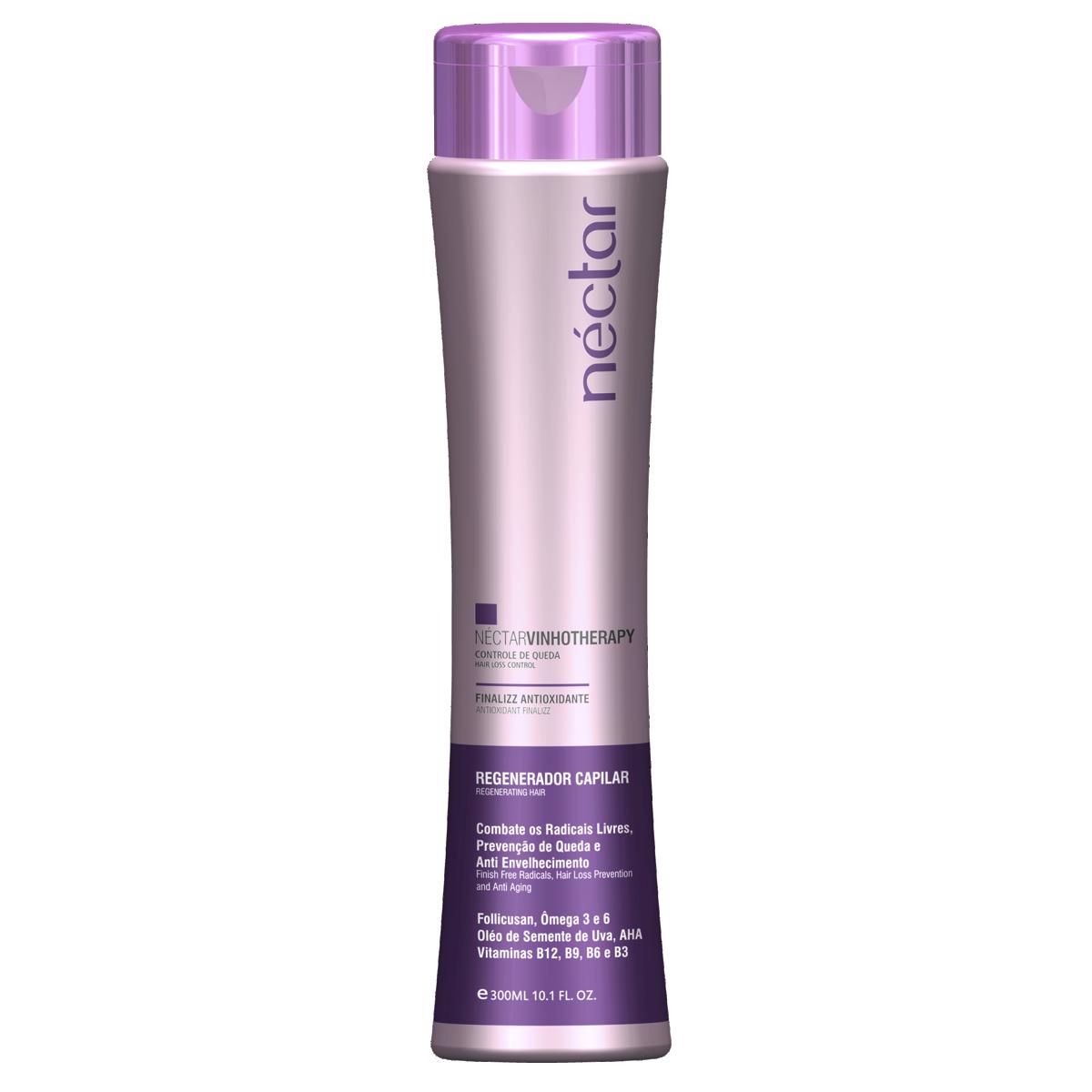 Produto para queda de cabelo - Kit Néctar Vinho Terapy 300ml