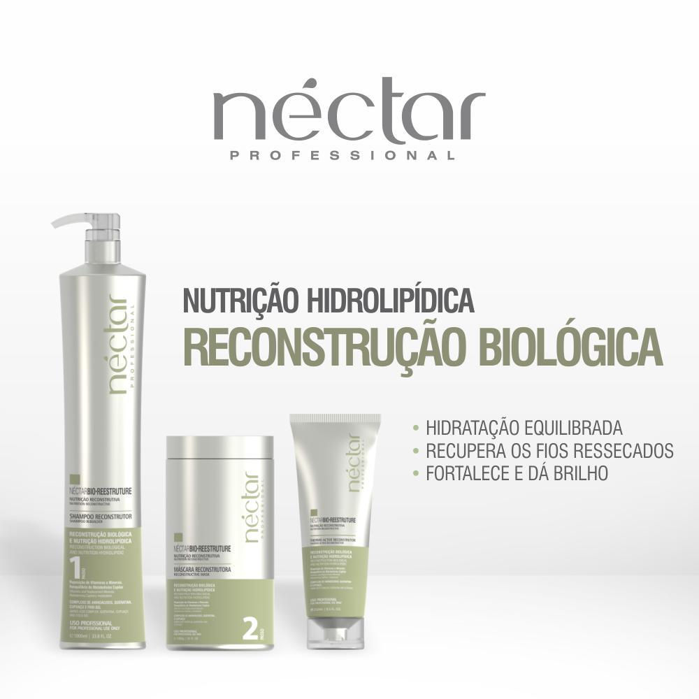 Reconstrução Biológica e Nutrição Hidrolipídica   - Bio Reestruture Professional