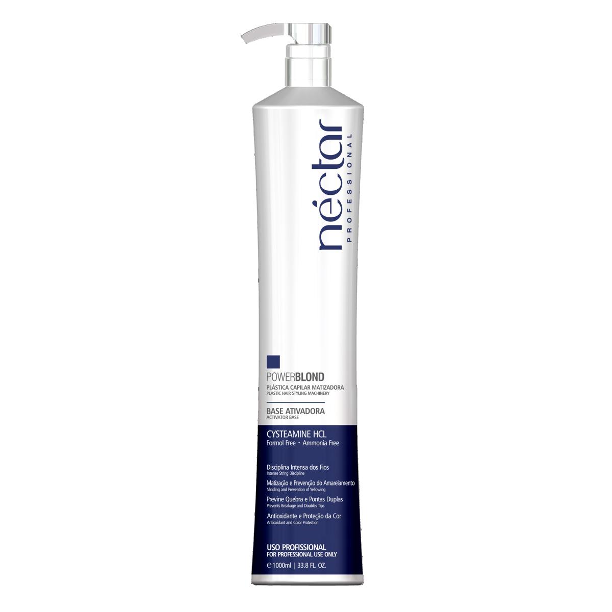 Selante Progressiva Bio-Natural  Matizadora Powder Blond  Néctar Professional