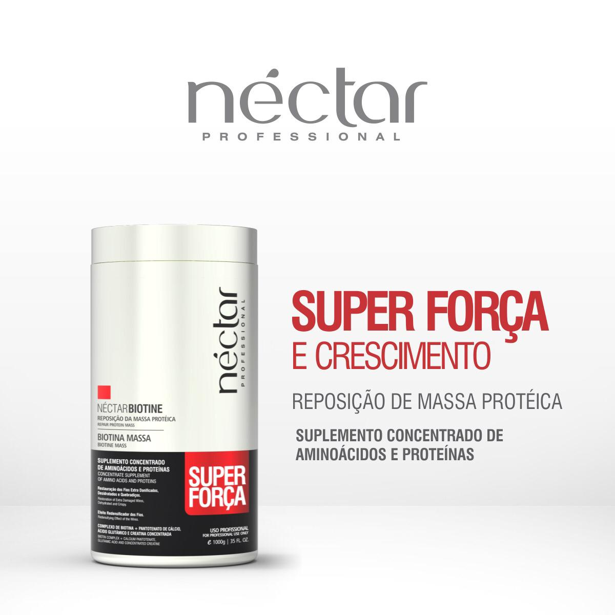 Super Força Néctar Biotine  - Professional 1kg