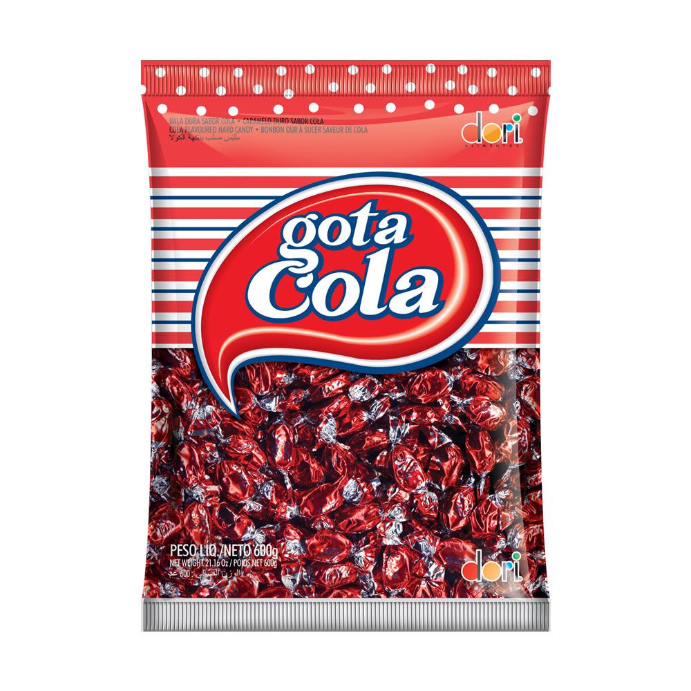 BALA GOTA COLA 600G