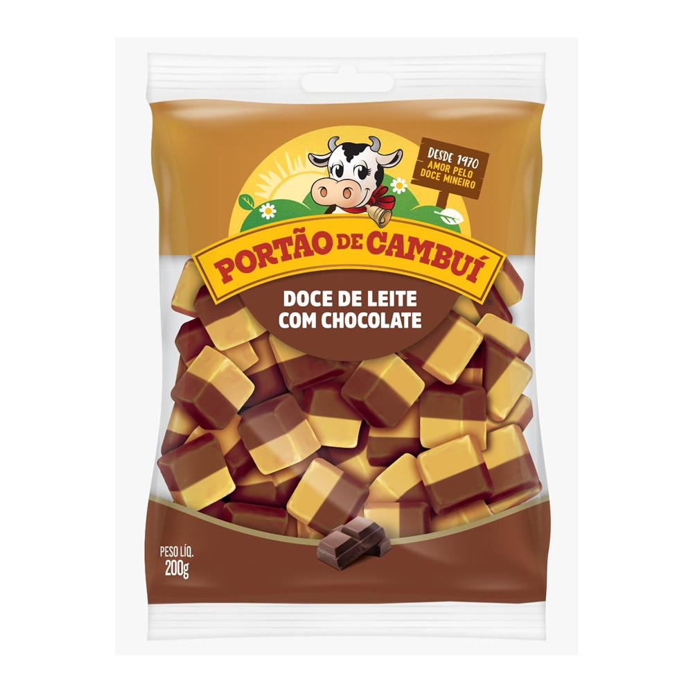 Doce de Leite com Chocolate 200grs