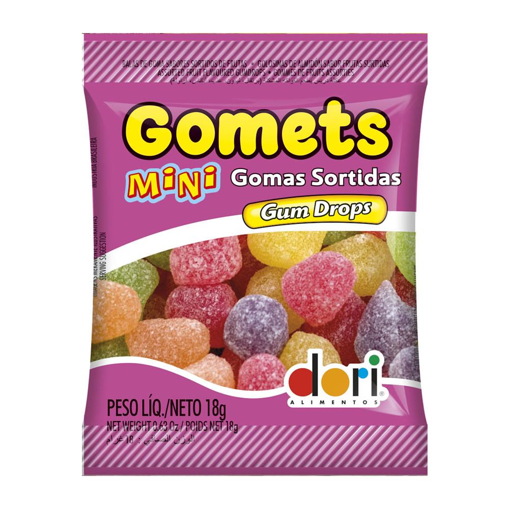Gomets Mini Sino 30x18grs