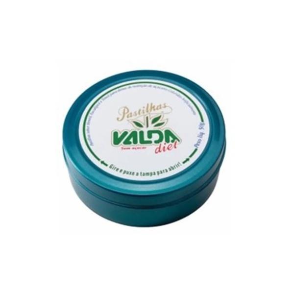 Valda Diet Pastilha Lata 1x50GR