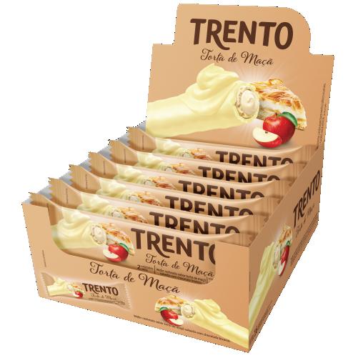 Wafer Trento Torta de Maça