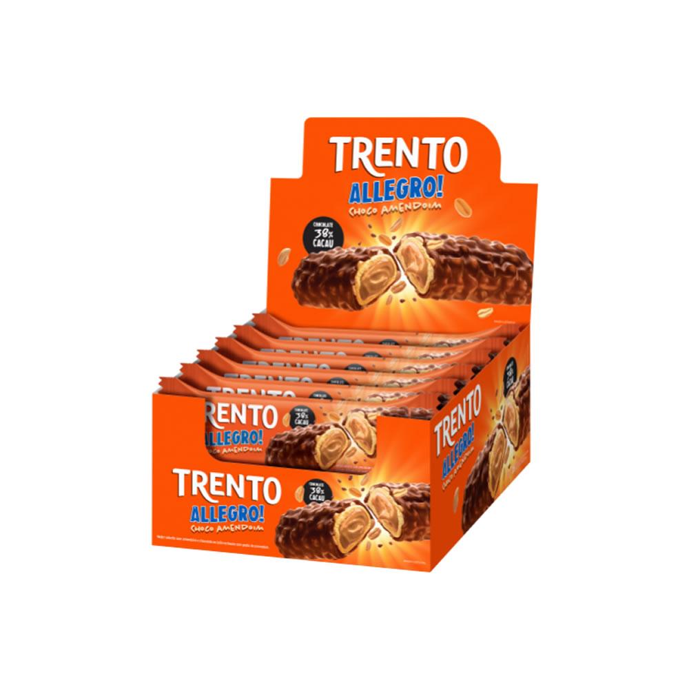 Wafer Trento Allegro! Choco Amendoim