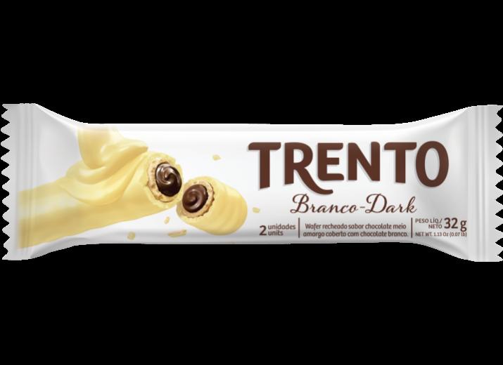 Wafer Trento Chocolate Branco