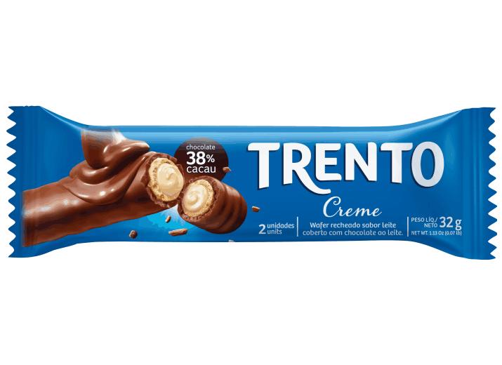 Wafer Trento Creme