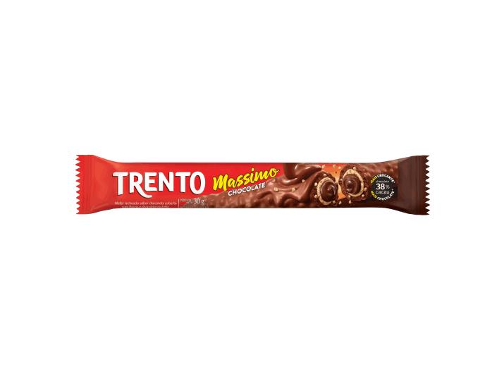 Wafer Trento Massimo Chocolate 480G