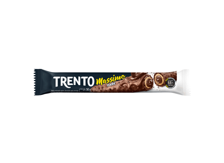 Wafer Trento Massimo Dark