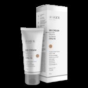 Anasol Protetor Solar Clinicals BB Cream FPS 70 40g
