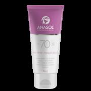 Anasol Protetor Solar Facial Toque Seco FPS 70 60g