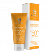 Anasol Viso Protetor Solar Facial Antirrugas FPS 50 60g