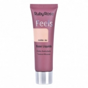 Base Feels Ruby Rose Cookie 60 Efeito Aveludado 29ml