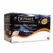 Cera Depilatória Depimiel Negra Sistema Espanhola 1kg