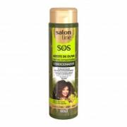 Condicionador S.O.S Cachos Azeite de Oliva Salon Line 300ml