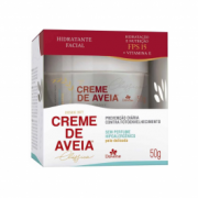 Creme de Aveia Favial Hipoalergênico Sem Perfume Davene 50g