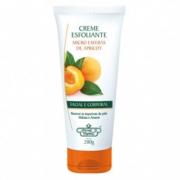 Creme Flores Vegetais Esfoliante Micro Esferas de Apricot 200g