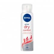 Desodorante Nivea Aerosol Invisible Dry Comfort - 150 ml