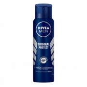 Desodorante Nivea Aerosol Men Original Protect - 150ml