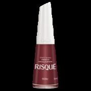 Esmalte Risqué Cremoso Rebu 8ml