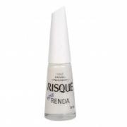 Esmalte Risqué Natural Novo Renda 8ml