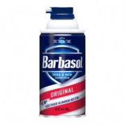 Espuma de Barbear Barbasol Cream Original com 283g