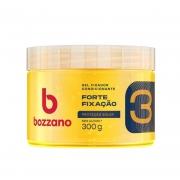 Gel Fixador Bozzano Forte Fixação 3 300g