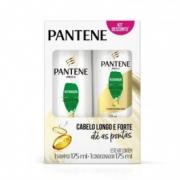 Kit Pantene Restauração Shampoo 350ml + Condicionador 175ml