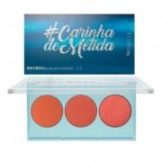 Paleta de Blush Boca Rosa Beauty by Payout 7,5g