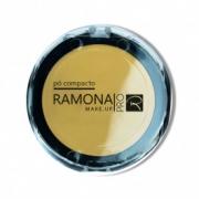 Pó Compacto Ramona Cosméticos Nº3 Bege Médio 10gr