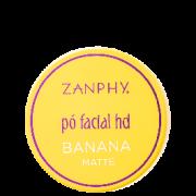 Pó Facial HD Banana Matte Zanphy 15g