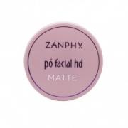 Pó Facial Hd Matte Escuro Zanphy 15g