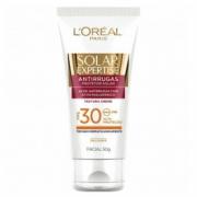 Protetor Solar L'Oréal Paris Solar Expertise Facial Antirrugas FPS 30 - 50g