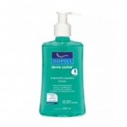 Sabonete Líquido Facial Nupill Derme Control 200ml