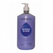 Sabonete Líquido Hidratante Perfume de Bebê Hidramais 1,2L