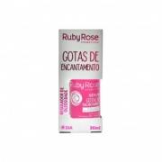 Serum Ruby Rose Gotas de Encantamento Para Pele Oleosa 30ml