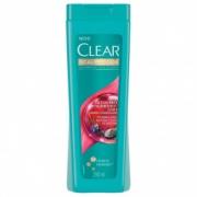Shampoo Anticaspa Clear Detox 2 em 1 Pró-Crescimento 200ml