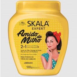 Amido de Milho - 2 em 1 - Creme para Pentear + Creme Hidratante 1kg
