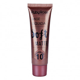 Base Ruby Rose Chocolate 10 Soft Matte 29ml