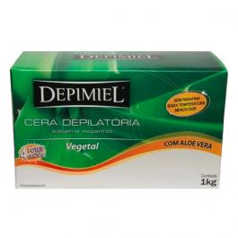 Cera Depilatória Depimiel Vegetal Sistema Espanhola 1kg