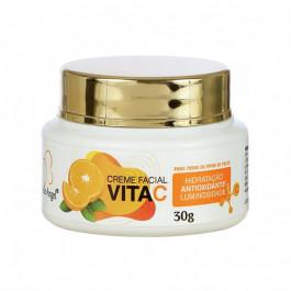 Creme Facial Vitamina C Belle Angel 30g