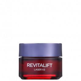 Creme Revitalift Laser X3 L'Oréal Paris Antiidade 50ml
