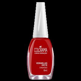 Esmalte Colorama Vermelho Ivete 8ml